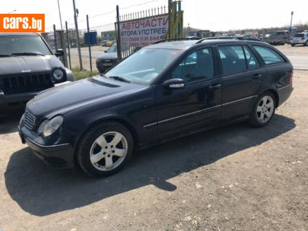 Mercedes-Benz C 270 C270CDI photo