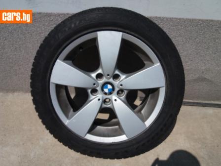 4бр.оригинални ал.джанти зa BMW E60,E61,E46 17 ET43 photo