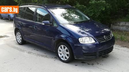 VW Touran 2,0TDI  BKD photo
