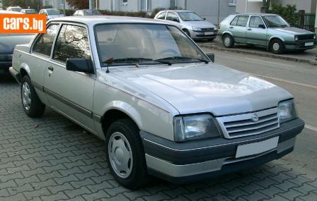 Opel/ Vauxhall Ascona C електрическо огледало - дясно photo