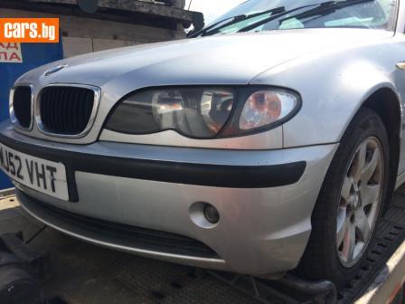 BMW 318 на части photo