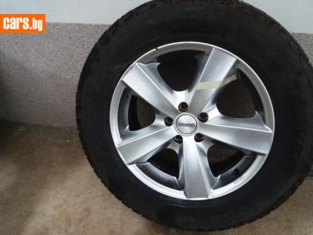4бр.алуминиеви джанти за Opel Antara,Chevrolet Captiva  photo