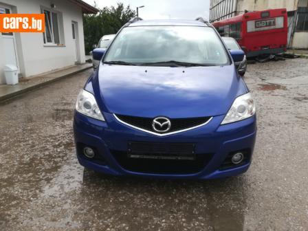 Mazda 5 2,0 дизел photo