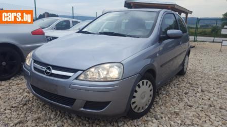 Opel Corsa 1.3cdti photo
