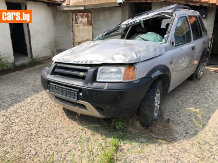 Land Rover Freelander 2.0 di photo