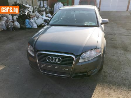 Audi A4 2.0TDI photo
