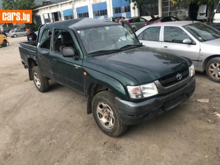 Toyota Hilux 2.5d4d 4X4  VX4 photo
