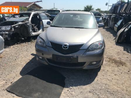 Mazda 3 1.6 hdi photo