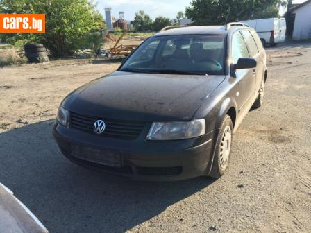 VW Passat 1.9 TDI AFN photo