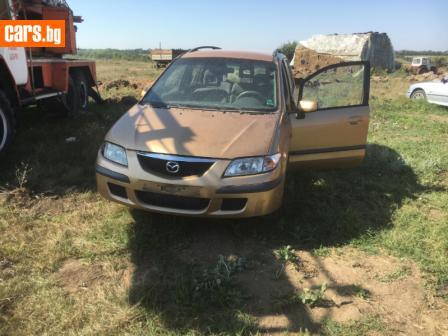 Mazda Premacy 2.0td photo
