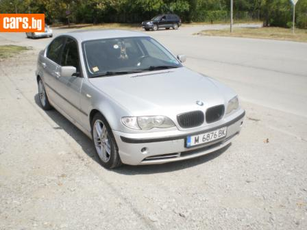 BMW 330 i SMG-CEAR photo