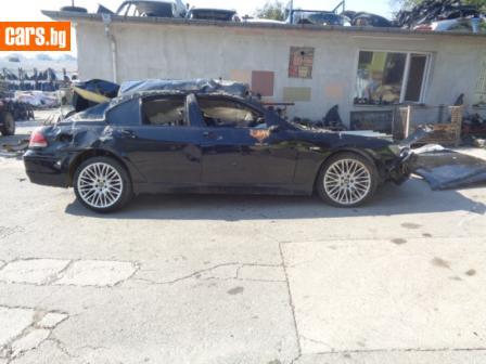 BMW 745 d photo