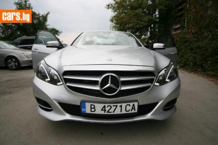 Mercedes-Benz E 220 9G tronic photo