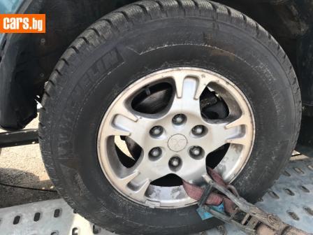 MICHELIN 4 броя джанти с нови зимни гуми 2017Г photo
