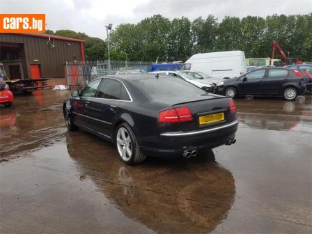 Audi A8 4.2 TDI photo