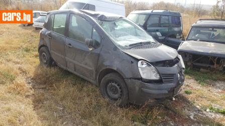 Renault Modus 1.2i photo