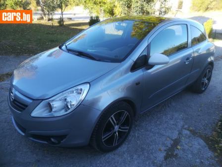 Opel Corsa 1,3 TDCI-90к.с. photo