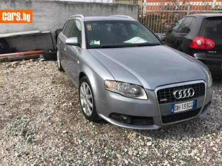 Audi A4 2,0TDI-Sline photo
