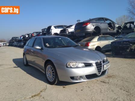 Alfa Romeo 156 2,4 JTD 175к.с. photo