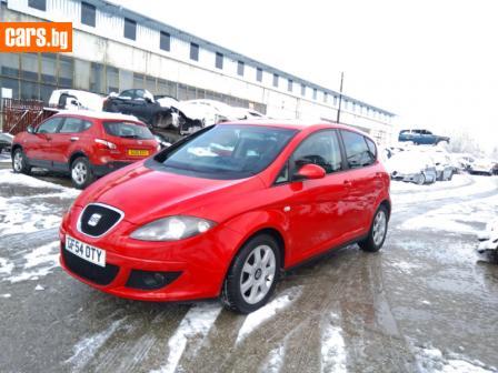 Seat Altea 1,9 TDI 105к.с. photo