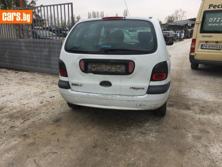 Renault Scenic 1.9 photo