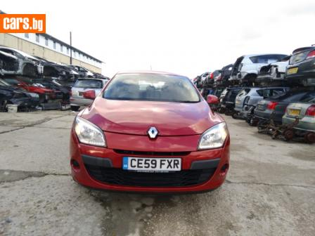 Renault Megane 1.6 VVT бензин photo