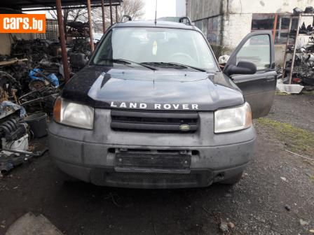 Land Rover Freelander 1.8i photo