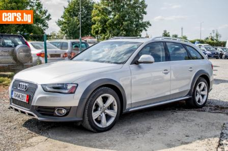 Audi A4 Allroad 2.0TFSI Quattro photo