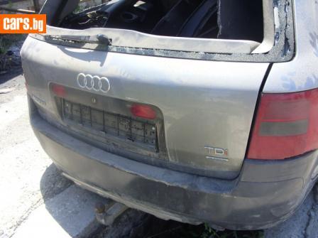 Audi A6 Allroad 2.5 TDI photo