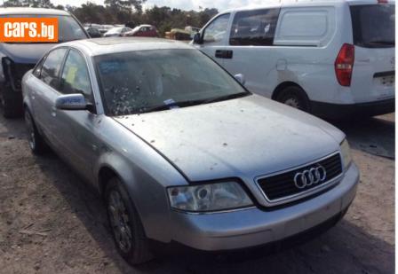 Audi A6 2.4 V6 photo