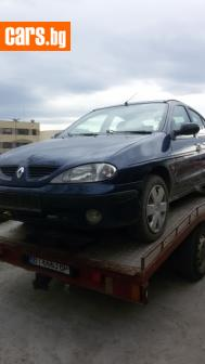 Renault Megane 1.9 DCI photo