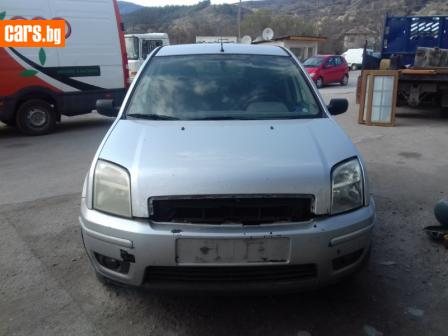 Ford Fusion 1.6tdci photo