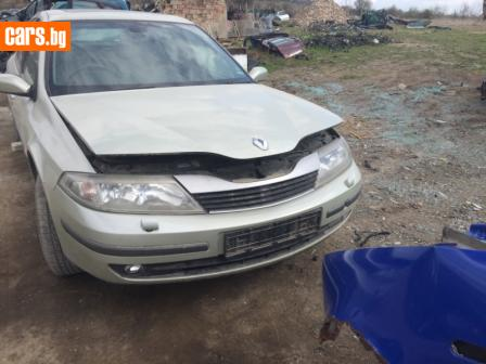 Renault Laguna 2.0 16v id photo