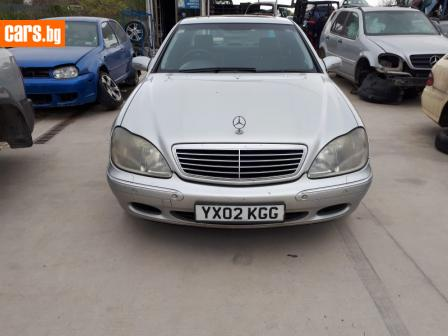Mercedes-Benz S 320 3.2 CDI photo