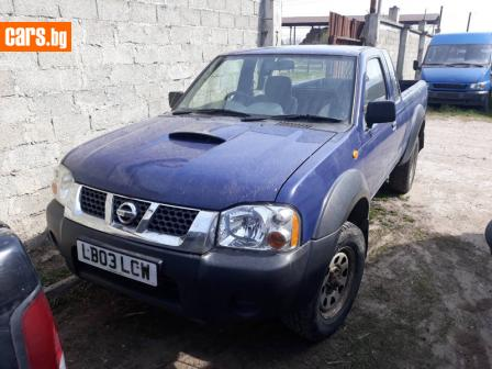 Nissan Navara 2.5TDI photo