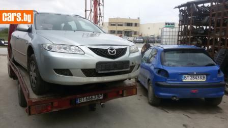 Mazda 6 2.0 photo