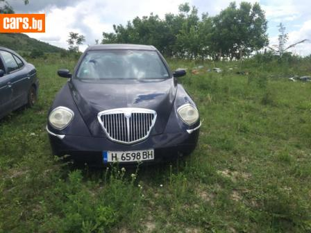 Lancia Thesis 2.4 jtd 175 hp photo