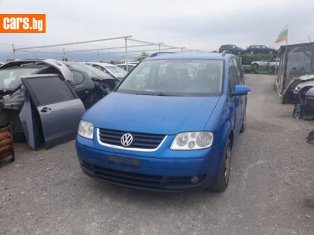VW Touran 1.6fsi photo