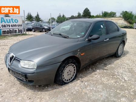 Alfa Romeo 156 1.6 t spark photo