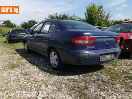 Renault Megane 1.9 dci 102k. photo
