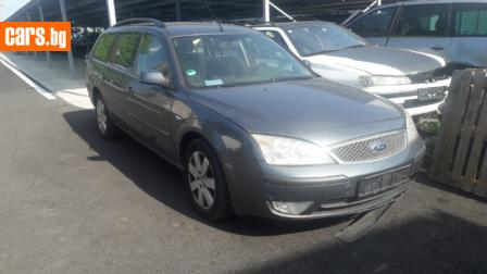 Ford Mondeo 2.0 TDCI photo