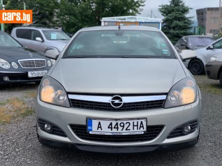 Opel Astra 1.9 TDCI кабрио photo