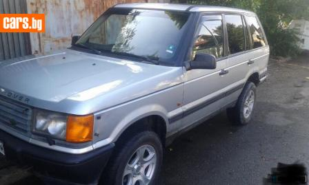 Land Rover Range Rover 4.0I photo