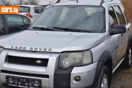 Land Rover Freelander 2,5 V6 photo