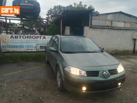 Renault Megane 1.5 dci photo
