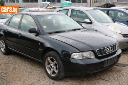 Audi A4 1.8 20V photo