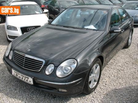 Mercedes-Benz E 220 2.2 CDI photo