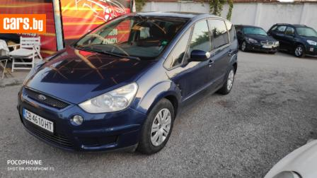 Ford S-Max 2.0 tdci photo
