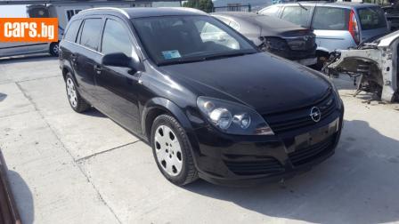 Opel Astra 1.7 CDTI photo