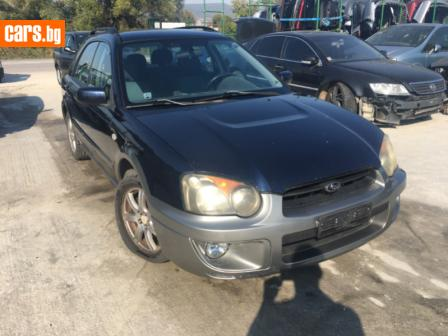 Subaru Impreza OUTBACK photo